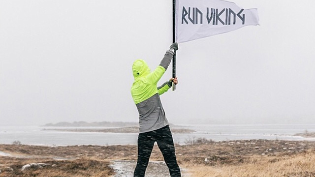 Runviking Small Holdingflag